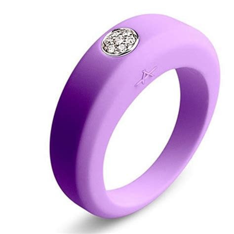 Dr 01 Jewelry Ring Diamond Silicone Engagement Wedding