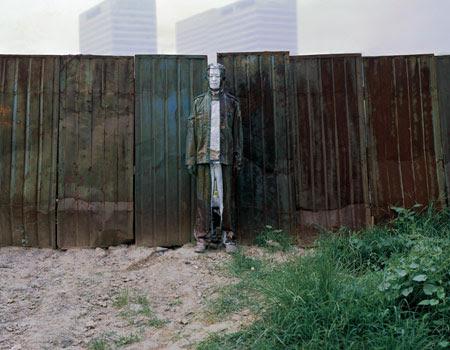 Liu Bolin - Η τέχνη του αόρατου