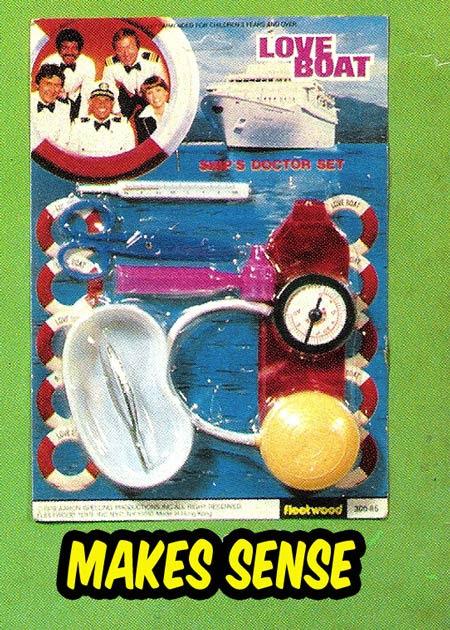 Love Boat Toys