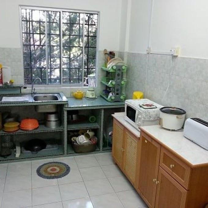 Ruangan Dapur Yang Sederhana | Ide Rumah Minimalis