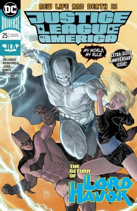 Justice League of America #25
