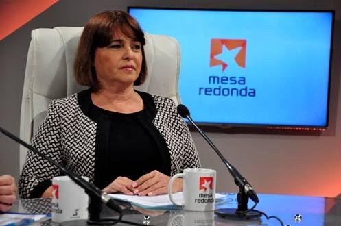 Mayra Álvarez, viceministra del MINTUR.