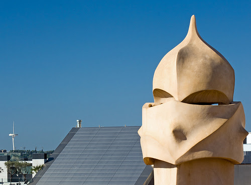 ...de Gaudí a Calatrava