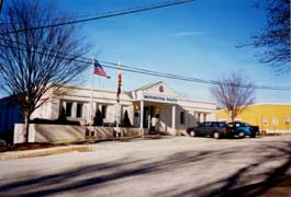 [Police Department, 36 Locust St., Westminster, Maryland]