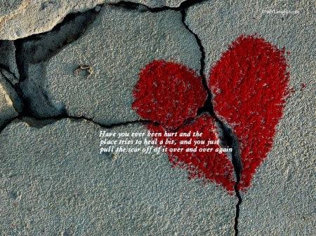 tentang cinta dan luka