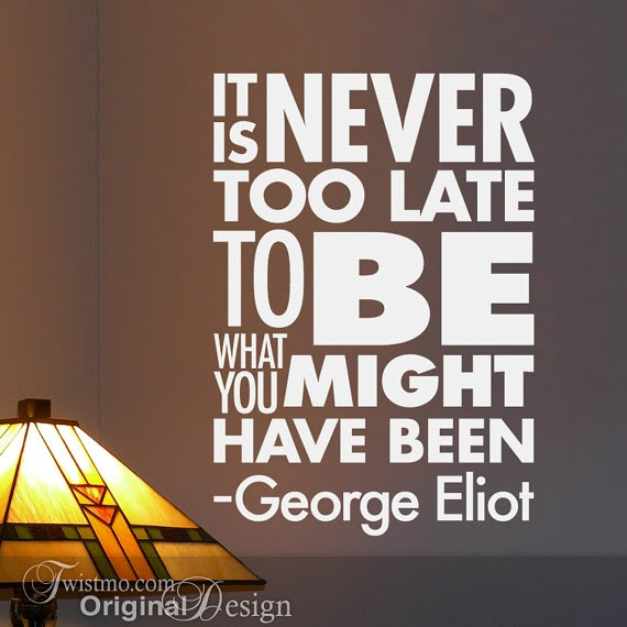 Quotes About It Is Never Too Late 129 Quotes