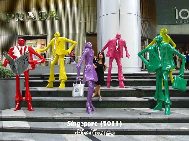 Day 4 Singapore - Ochard Road