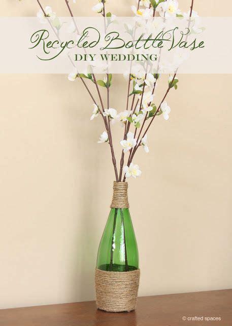25  best ideas about Bottle vase on Pinterest   Painted