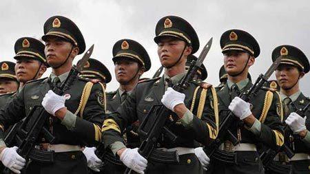 Trung Quốc, quân đội, PLA, hải quân, tàu ngầm, tàu sân bay