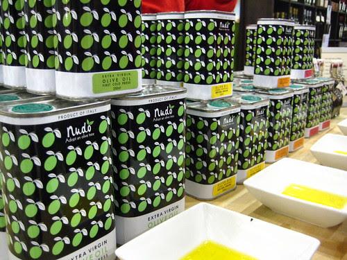 Nudo Olive Oil Range
