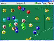 Game Hit-Balls
