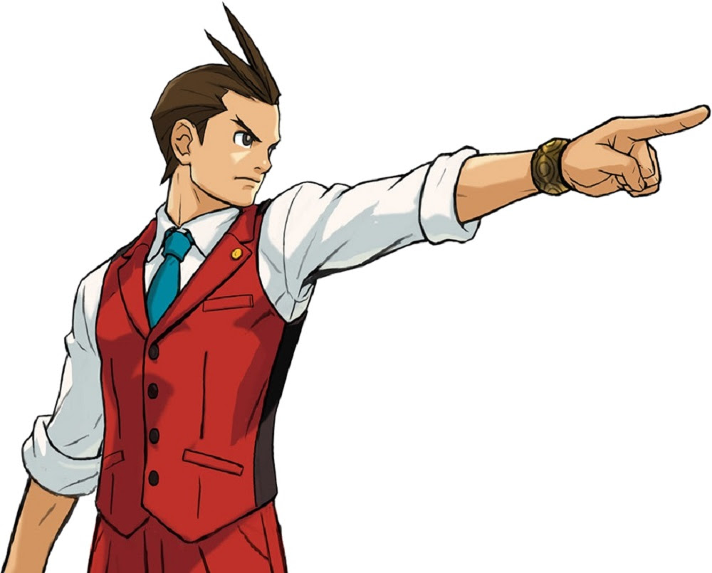Apollo Justice bringing upgraded visuals and extra features to 3DS screenshot