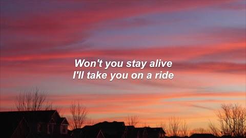 Lovely Twenty One Pilots Lyrics