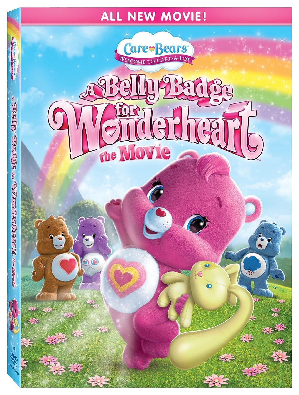 Care Bears - A Belly Badge for Wonderheart