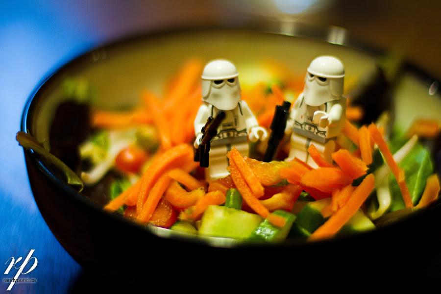 ~ 318/365 Emperial Salad ~