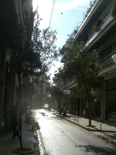 sfakion street hania chania