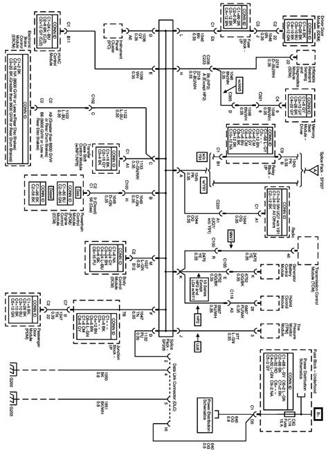 2005 C4500 Wiring Diagram | Wiring Diagram Database