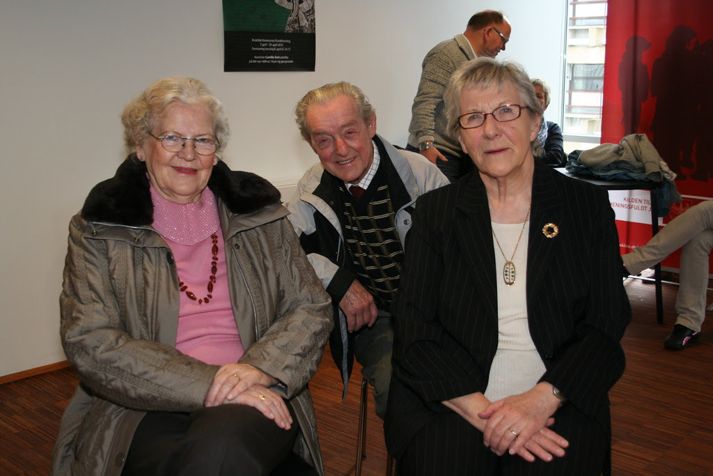 Astrid, Verner and Ruth