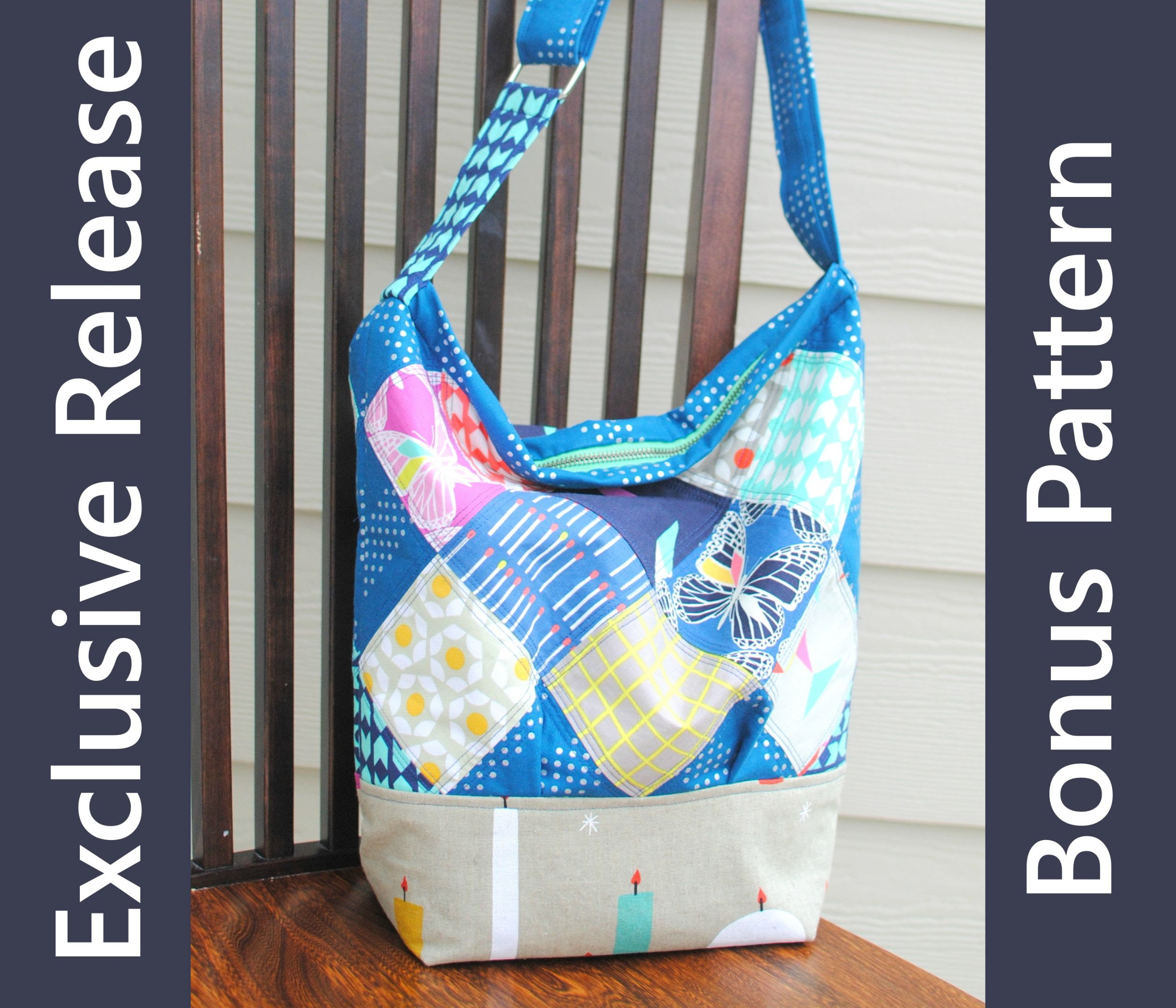 Pattern Parcel #7: Choose your own price and support DonorsChoose. Win/win