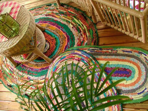 Crochet in the interior