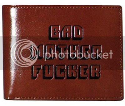 Bad Mother Fucker Wallet
