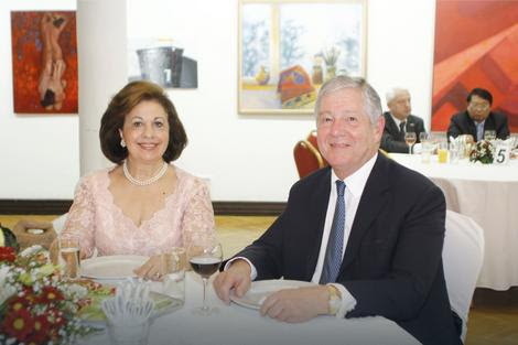 Pinceza Katarina i princ Aleksandar II Karađorđević