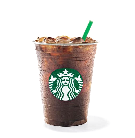 Iced coffee Cappuccino Latte Cream - Starbucks Coffee png download - 564*576 - Free Transparent ...