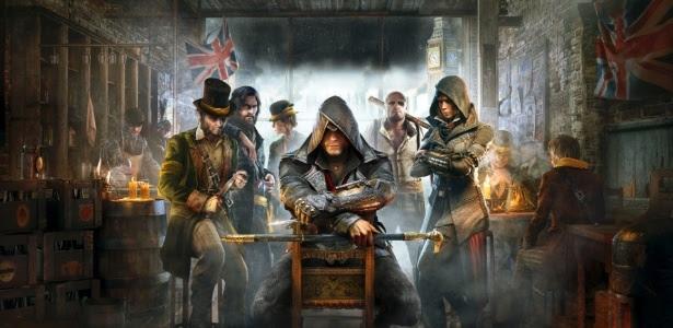 """""""Assassin's Creed Syndicate"""" chegará às lojas online e físicas custando o mesmo preço"""