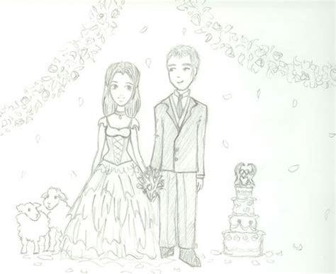 Wedding by wolfypuppy on DeviantArt