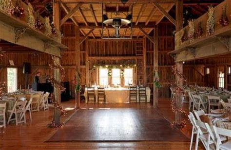 Rustic wedding venue: The Chestnut barn on Tyrone farm in