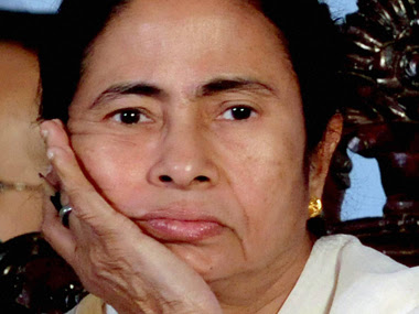 File iamge of West Bengal chief minister Mamata Banerjee. PTI