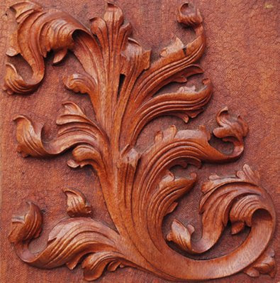CUSTOM WOOD CARVING AND SCULPTURE