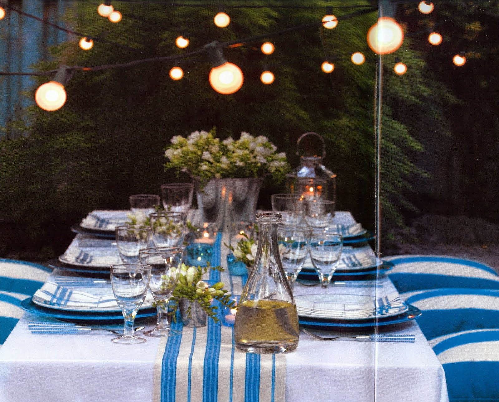 7 Quick Ideas for Outdoor Decorating: Guest Post ...