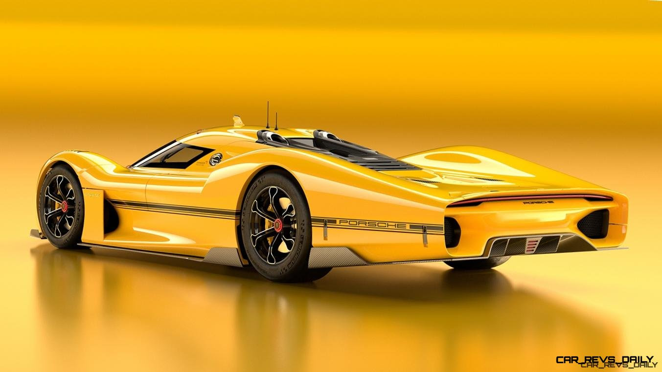 Porsche 908 04 Longtail Vision Gt Hommage Part One Best Of 2017 Awards