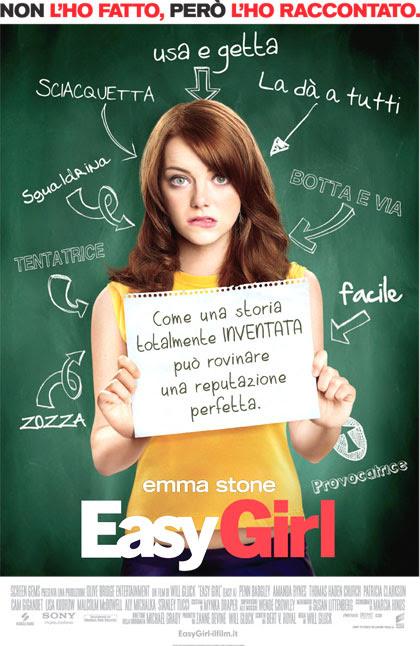 Locandina italiana Easy Girl