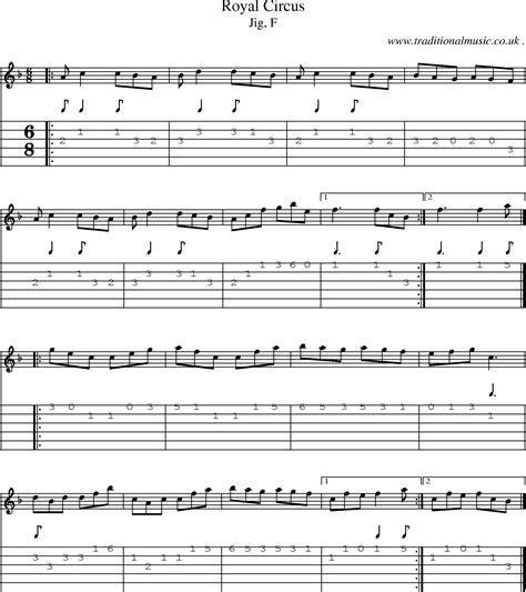 Photo : Scottish Tunes Scores Chords Midis Tabs For Guitar