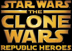 Logo of Star Wars The Clone Wars: Republic Heroes (PC)