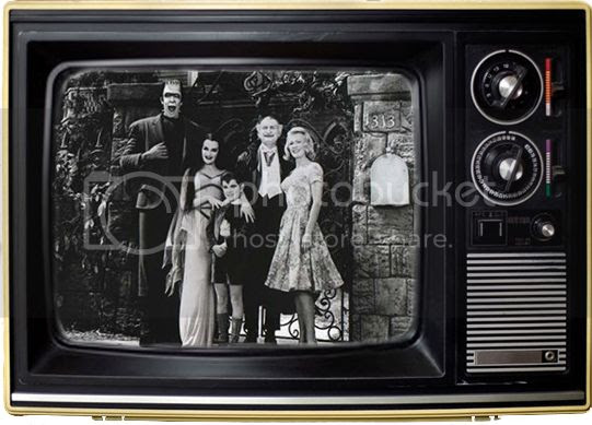 The Munsters TV