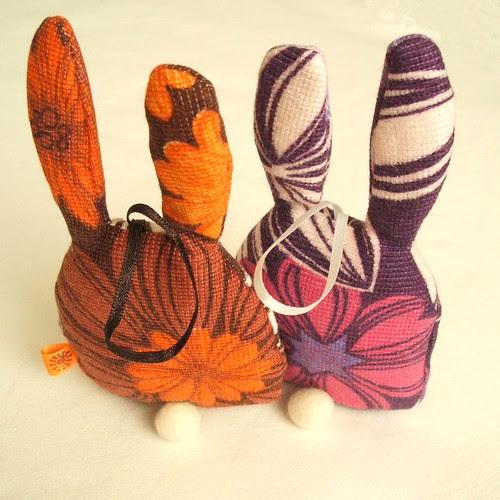 lavender rabbit bobtails