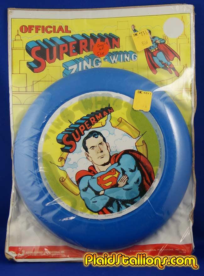 AHI Superman toy