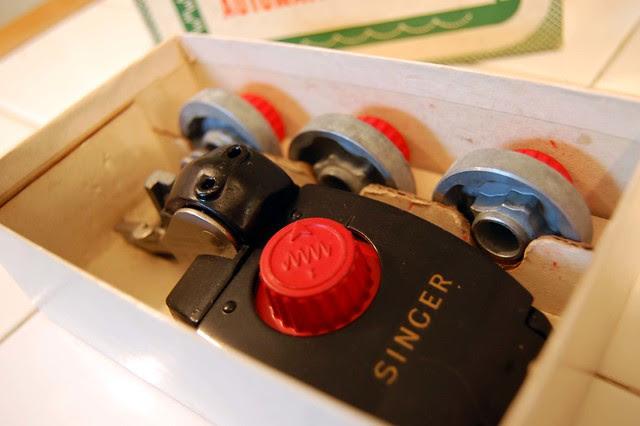 Singer 301 Zig Zag Attachment