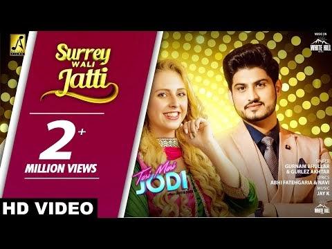 Surrey Wali Jatti Song