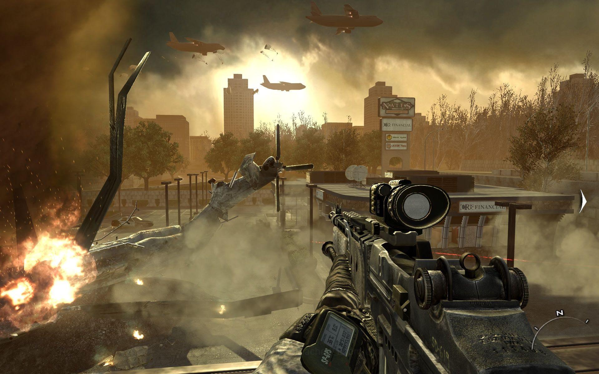 Call Of Duty Modern Warfare 2 Wallpaper 1920x1200 67354