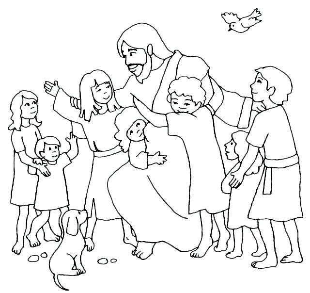 Service Dog Coloring Pages at GetColorings.com | Free ...