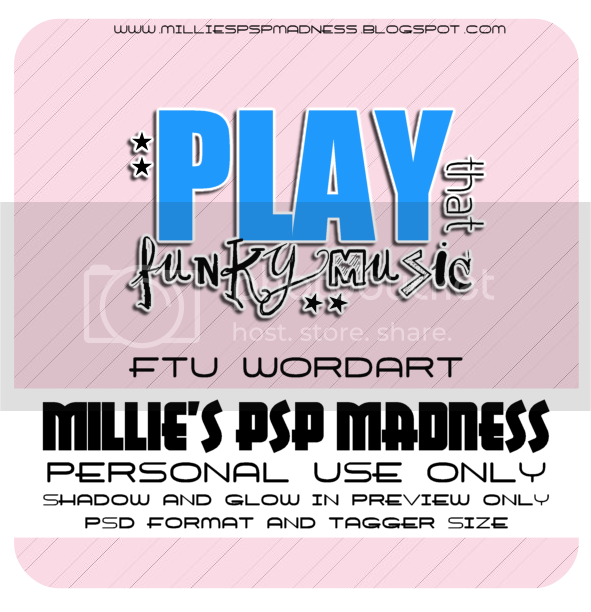 millies psp madness wordart 3