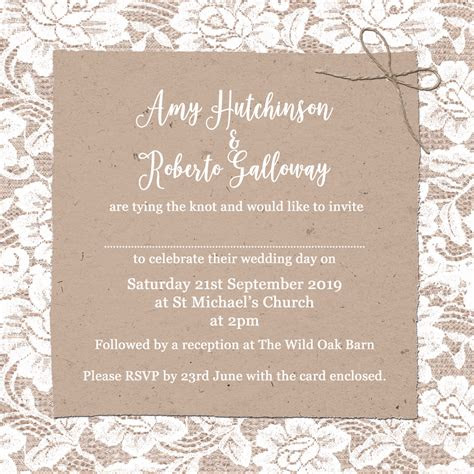 complete guide  wedding invitation wording sarah
