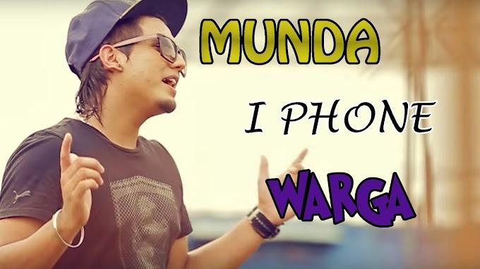 Munda iPhone Warga Lyrics - A Kay | lyricsMachao.com