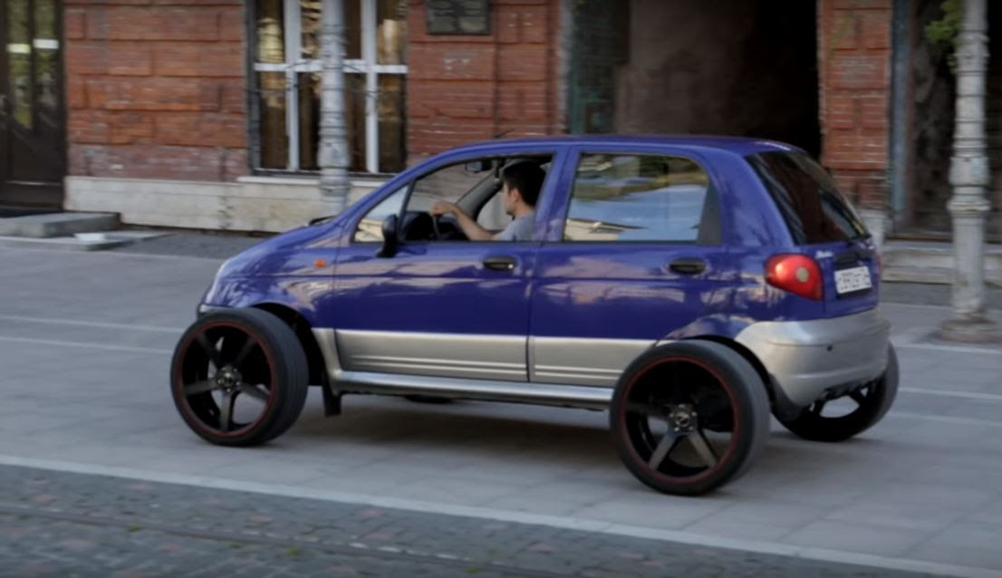 Daewoo Matiz The Number One Small Car In South Korea Autoevolution
