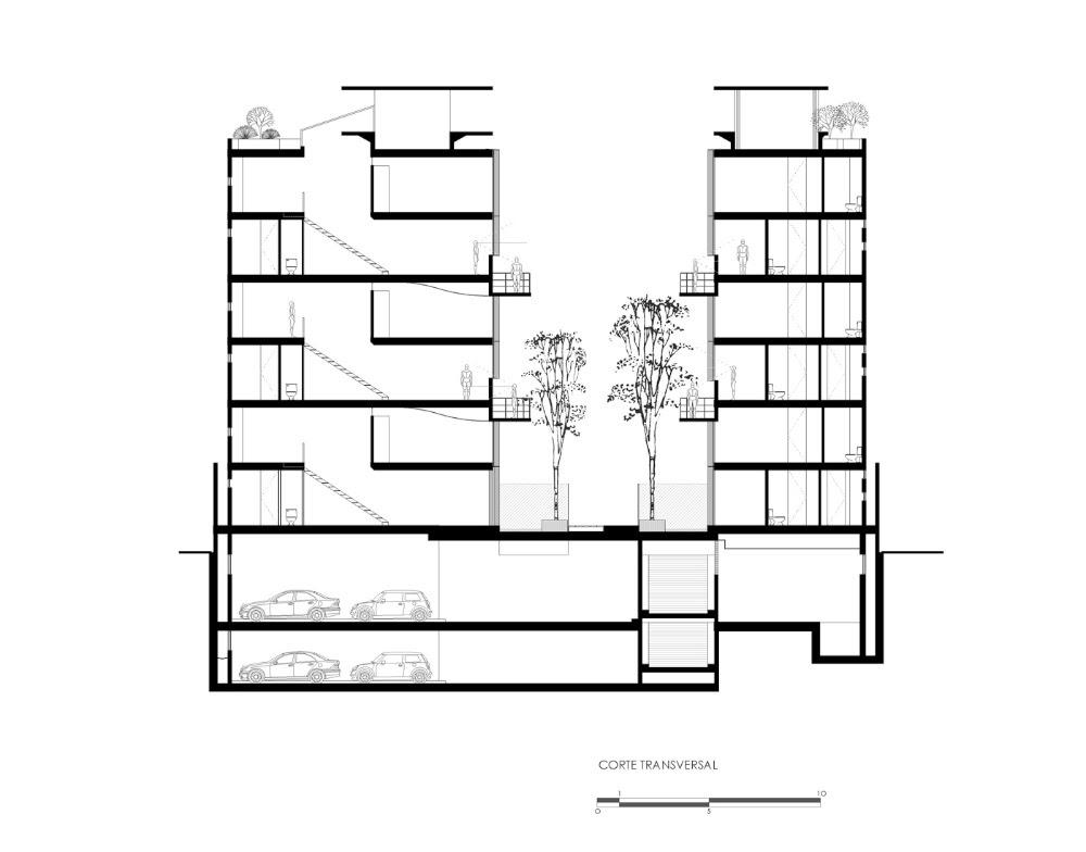 Vivienda Colectiva: Monte Elbruz - Garduño Arquitectos