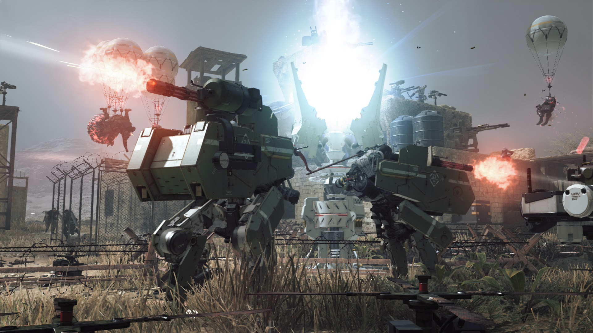 Hands-on with Metal Gear Survive was a bummer screenshot